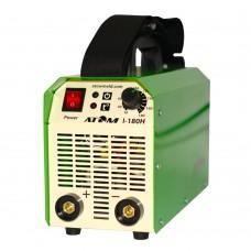 Сварочный инвертор Атом I-180H (без кабелей, без байонетов)